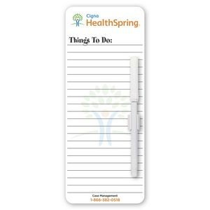 Memo Board Things to Do List w/ Mag